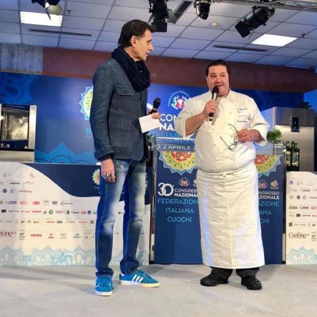 massimo mantarro cooking fest catania- fic